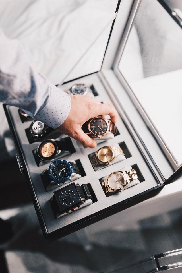 billige ure til mænd